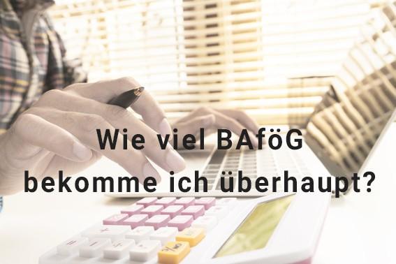 Der BAföG Rechner von meinBafög, Dein BAföG genau berechnen und wissen, wie viel Förderung Du im Studium oder in der Schule bekommst