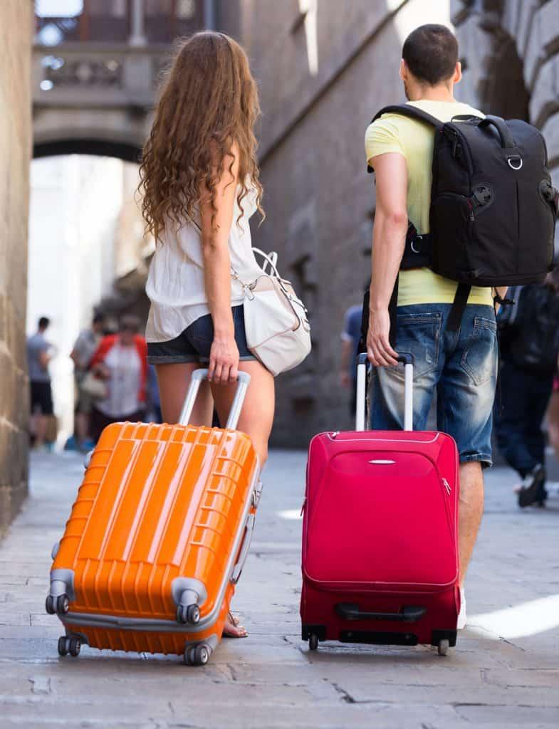Studenten genießen ihren Auslandsaufenthalt in den USA mit BAföG